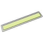 PVC Ravnilo